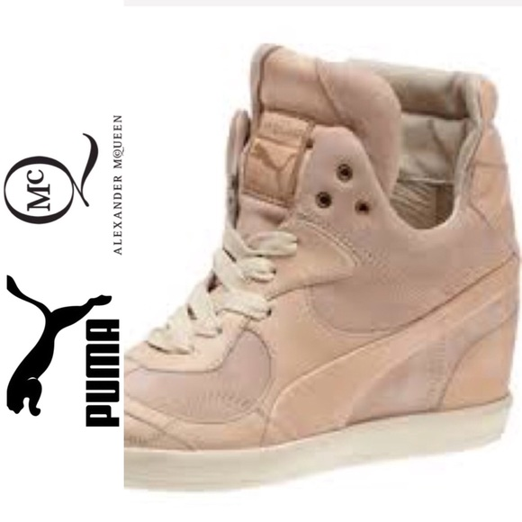 Alexander McQueen Shoes | For Puma Ofeya